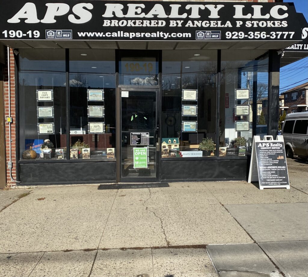 APS Realty Front Office