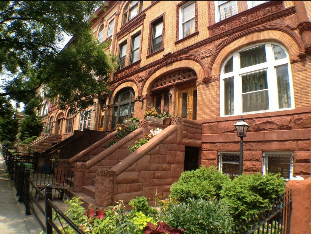 Bedford Stuyvesant, Brooklyn NY Brownstone