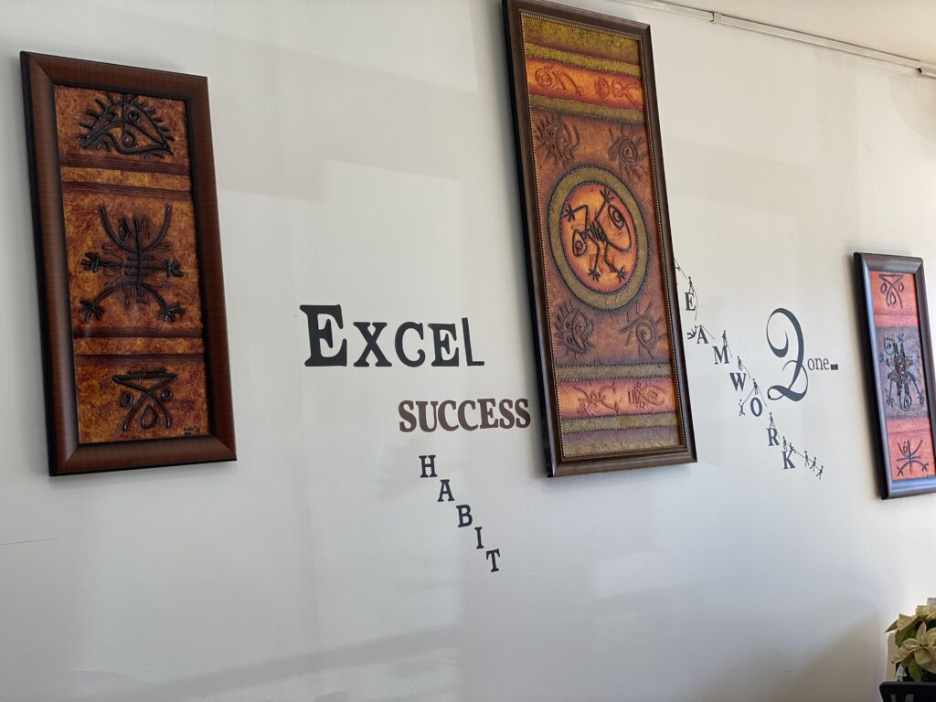 Excel Success Habit Teamwork, Artwork